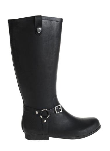 Ves Yağmur Çizmesi Siyah